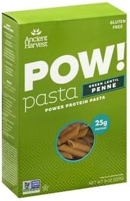 Ancient Harvest Pasta Green Lentil Penne