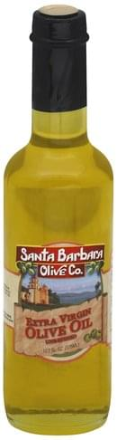 Santa Barbara Extra Virgin, Unrefined Olive Oil - 12.5 oz