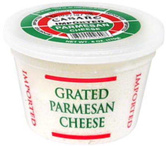 Casaro Grated Parmesan Cheese 6 Oz Nutrition Information Innit