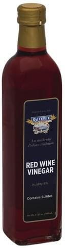 Racconto Red Wine Vinegar - 17 oz