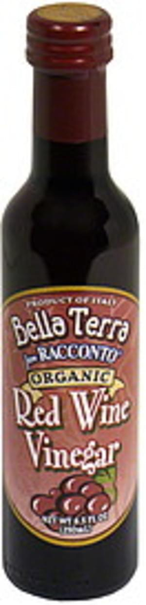 Bella Terra Red Wine Vinegar - 8.5 oz