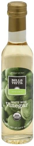Bella Terra White Wine Vinegar - 8.5 oz