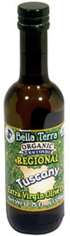 Bella Terra Organic Extra Virgin Olive Oil Regional Tuscany