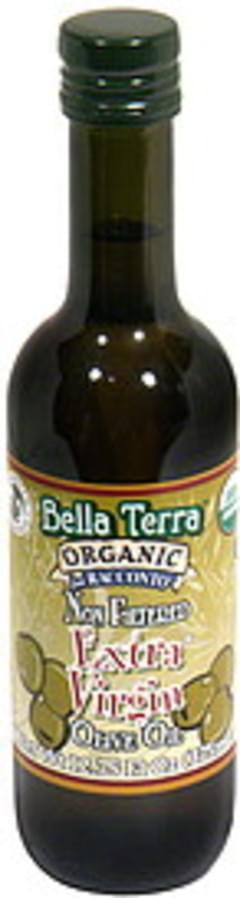Bella Terra Organic Extra Virgin Olive Oil Non Filtered