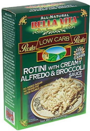 Bella Vita with Creamy Alfredo and Broccoli Sauce Dinner Rotini - 7.5 oz