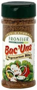 Frontier Bac'uns Vegetarian Bits