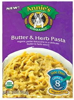Annies Pasta Butter & Herb