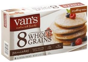 Vans Pancakes Multigrain, All Natural
