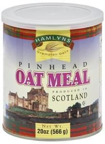 Hamlyns Oat Meal Pinhead