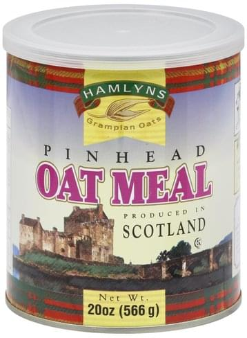 Hamlyns Pinhead Oat Meal - 20 oz