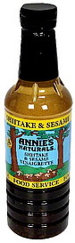 Annies Vinaigrette Shitake & Sesame