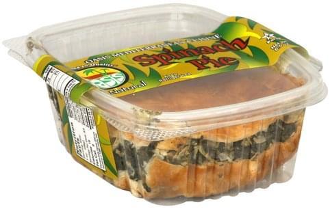 Oasis Spinach Pie - 6.5 oz
