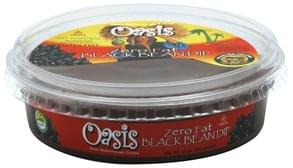 Oasis Black Bean Dip Zero Fat