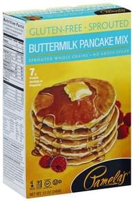 Pamelas Pancake Mix Buttermilk