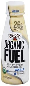Organic Valley Milk Shake High Protein, Vanilla