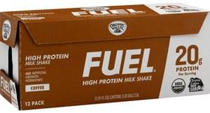 Fuel Milk Shake High Protein, Coffee
