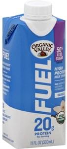 Fuel Milk Shake High Protein, Vanilla