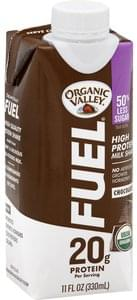 Fuel Milk Shake High Protein, Chocolate