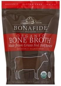 Bonafide Provisions Bone Broth Organic, Beef