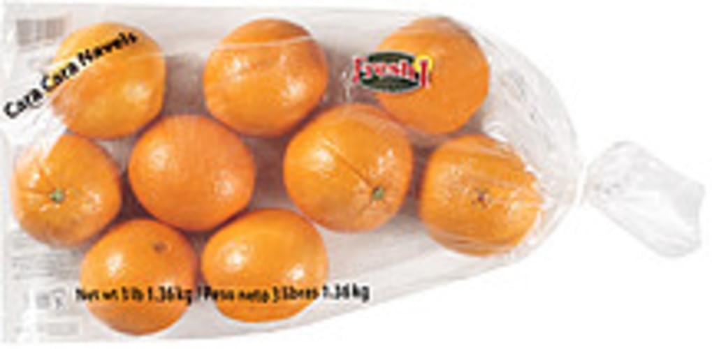 Fresh 1 Cara Cara Navels Oranges - 3 lb