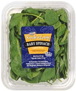 Fresh 'n Easy Baby Spinach