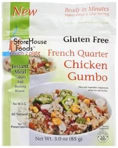 StoreHouse Foods Chicken Gumbo French Quarter
