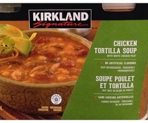 Kirkland Signature Chicken Tortilla