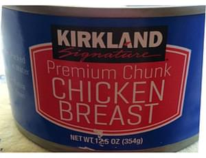 Kirkland Signature Chicken Breast Premium Chunk