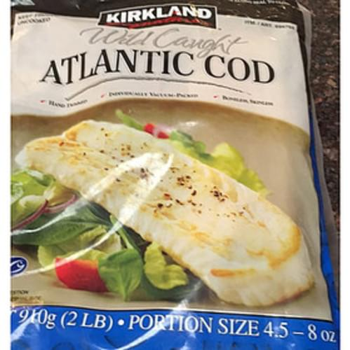 Kirkland Signature Atlantic Cod - 172 g