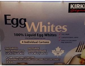 Kirkland Signatures Egg Whites