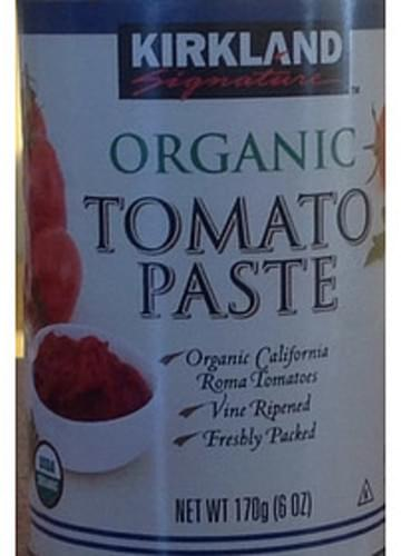 Kirkland Signature Organic Tomato Paste - 33 g