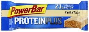 PowerBar High Protein Bar Vanilla Yogurt Flavor