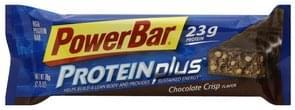 PowerBar High Protein Bar Chocolate Crisp
