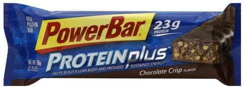 PowerBar Chocolate Crisp High Protein Bar - 2.75 oz