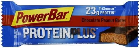 PowerBar Chocolate Peanut Butter Flavor High Protein Bar - 2.75 oz