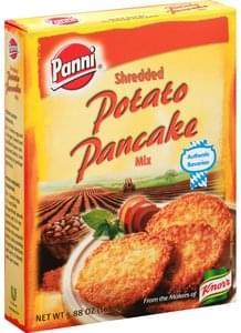 Panni Bavarian Potato Dumpling Mix - 6.88 oz, Nutrition ...