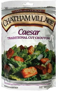 Chatham Village Traditional Cut Croutons Caesar