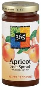 365 Everyday Value Fruit Spread Apricot
