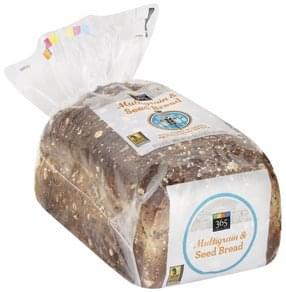 365 Everyday Value Bread Multigrain & Seed