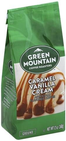Caramel Vanilla Cream Coffee Roasters