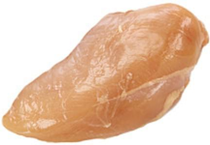 USDA Chicken  broiler or fryers  breast  skinless  boneless  meat only
