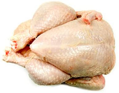 USDA Turkey  whole  meat and skin