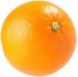 USDA Oranges  raw  California