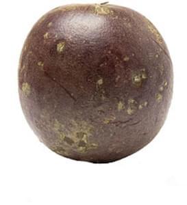 USDA Passion-fruit  (granadilla)  purple