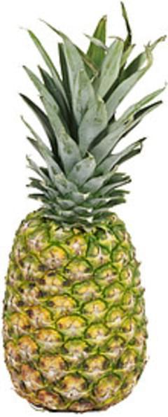 USDA Pineapple  raw