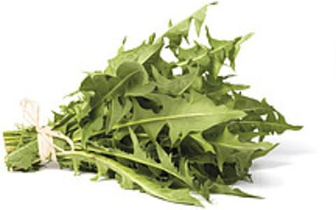 USDA Dandelion greens