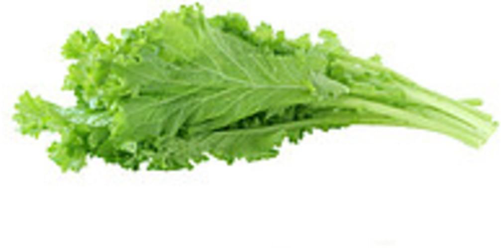 USDA Mustard greens - 1 c