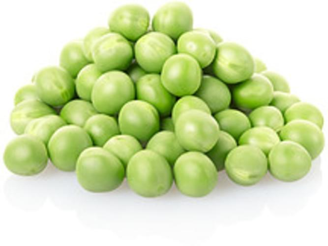 USDA  green Peas - 1 c