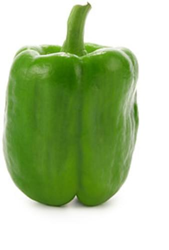 USDA  sweet  green Peppers - 1 c
