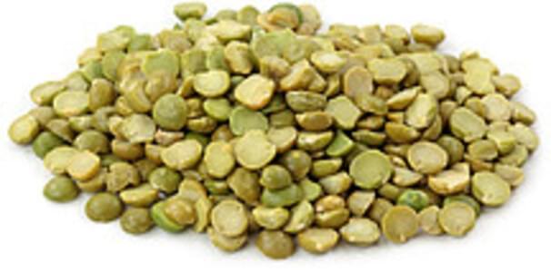 USDA Peas  green  split  mature seeds